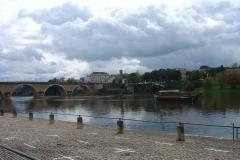Langs de Dordogne