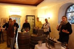 Nahe; Caroline Diel van Schlossgut Diel in Rümmelsheim. Beste wijnmaker van Duitsland in 2019.