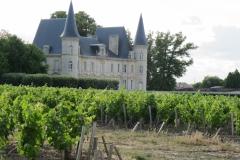 Château Pichon Longueville in Pauillac