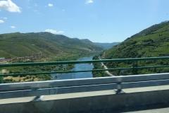 Brug over de Douro.