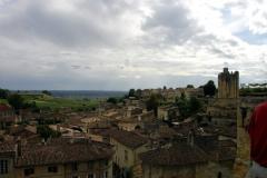 Uitzicht vanuit de stad