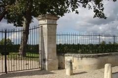 Domein in de stad, Clos Fourtet (een clos is een ommuurde wijngaard